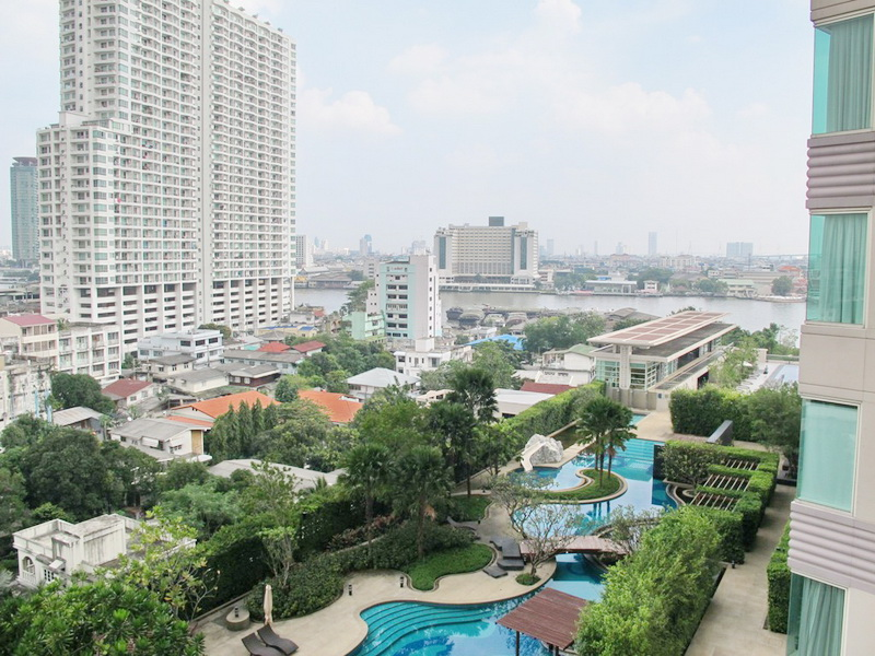 3 Bed Condo in Bangkok, Riverside / Rama 3